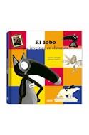 Papel LOBO QUE INVESTIGO EN EL MUSEO (COLECCION MIS GRANDES ALBUMES) [ILUSTRADO] (CARTONE)