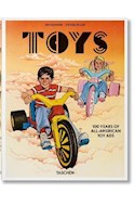Papel TOYS 100 YEARS OF ALL AMERICAN TOY ADS (CARTONE)