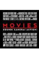 Papel MOVIES SOUND CAMERA ACTION (INCLUYE 8 CD'S) (ILUSTRADO) (CARTONE)