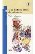 Papel UNA HISTORIA MAS DE PRINCESAS (9 AÑOS) (TORRE DE PAPEL AZUL)