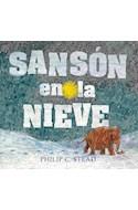 Papel SANSON EN LA NIEVE [ILUSTRADO] (CARTONE)