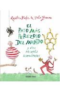 Papel PATO MAS PEREZOSO DEL MUNDO Y OTROS RECORDS ASOMBROSOS (ILUSTRADO) (CARTONE)