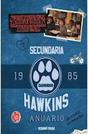 Papel STRANGER THINGS 2 ANUARIO 1985 SECUNDARIA HAWKINS (ILUSTRADO) (CARTONE)