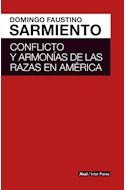 Papel CONFLICTO Y ARMONIAS DE LAS RAZAS DE AMERICA (COLECCION INTER PARES)
