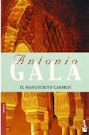 Papel MANUSCRITO CARMESI [PREMIO PLANETA 1990] (NOVELA)