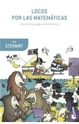 Papel LOCOS POR LAS MATEMATICAS PASATIEMPOS Y JUEGOS MATEMATICOS (COLECCION BOOKET CIENCIA)