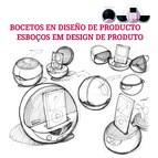 Papel BOCETOS EN DISEÑO DE PRODUCTO (PLURILINGUE) (RUSTICO)