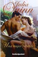 Papel UNA MUJER REBELDE (SERIE ROMANTICA)