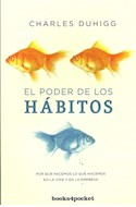 Papel PODER DE LOS HABITOS (COLECCION CRECIMIENTO Y SALUD) (RUSTICA)