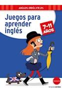 Papel JUEGOS PARA APRENDER INGLES (COLECCION JUEGOS DIDACTICOS) (7-11 AÑOS)