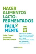 Papel HACER ALIMENTOS LACTOFERMENTADOS FACILMENTE (COLECCION FACILMENTE 7) (BOLSILLO)