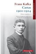 Papel CARTAS 1900-1914 [OBRAS COMPLETAS IV] (CARTONE)
