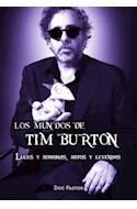 Papel MUNDOS DE TIM BURTON LUCES Y SOMBRAS MITOS Y LEYENDAS