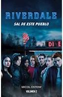 Papel RIVERDALE SAL DE ESTE PUEBLO [VOLUMEN 2]