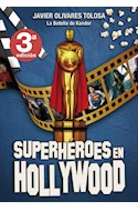 Papel SUPERHEROES EN HOLLYWOOD (CARTONE)