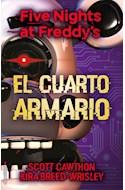 Papel FIVE NIGHTS AT FREDDY'S 3 EL CUARTO ARMARIO (A PARTIR DE 12 AÑOS)
