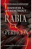 Papel RABIA Y PERDICION [SAGA EL HERALDO 2]