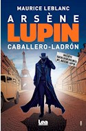 Papel ARSENE LUPIN CABALLERO LADRON (COLECCION THRILLER)