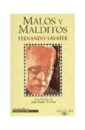 Papel MALOS Y MALDITOS (COLECCION IMPAR)