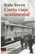 Papel CORTO VIAJE SENTIMENTAL (LITERATURA L5718)