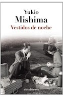Papel VESTIDOS DE NOCHE (ALIANZA LITERARIA)