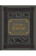 Papel LIBRO OFICIAL DE JUEGO DE TRONOS TRAS LAS CAMARAS HBO (CARTONE)