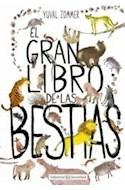 Papel GRAN LIBRO DE LAS BESTIAS [ILUSTRADO] (CARTONE)