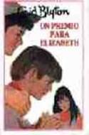 Papel UN PREMIO PARA ELIZABETH