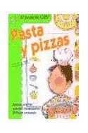 Papel PASTA Y PIZZAS (PEQUEÑO CHEF) (CARTONE)