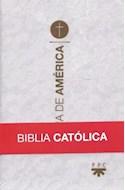 Papel BIBLIA DE AMERICA (NACAR) (CHICA)