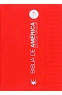Papel BIBLIA DE AMERICA (LETRA GRANDE) (RUSTICO)