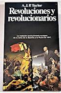 Papel REVOLUCIONES Y REVOLUCIONARIOS LA TRADICION REVOLUCIONARIA EUROPEA DE LA TOMA DE LA BASTILLA A LA...