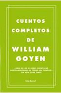 Papel CUENTOS COMPLETOS DE WILLIAM GOYEN (COLECCION BIBLIOTECA FORMENTOR) (CARTONE)