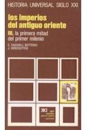 Papel IMPERIOS DEL ANTIGUO ORIENTE III LA PRIMERA MITAD DEL PRIMER MILENIO (HISTORIA UNIVERSAL TOMO 4)