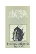 Papel RELIGIONES CONSTITUIDAS EN OCCIDENTE Y SUS CONTRACORRIENTES II (HISTORIA DE LAS RELIGIONES 8)