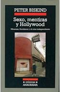 Papel SEXO MENTIRAS Y HOLLYWOOD MIRAMAX SUNDANCE Y EL CINE IN  (CRONICAS 78)