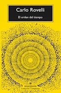 Papel ORDEN DEL TIEMPO (COLECCION COMPACTOS 753)