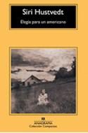 Papel ELEGIA PARA UN AMERICANO (COLECCION COMPACTOS 509)