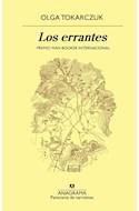 Papel ERRANTES (COLECCION PANORAMA DE NARRATIVAS 1016)