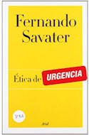 Papel ETICA DE URGENCIA (BIBLIOTECA DERNANDO SAVATER)