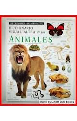 Papel DICCIONARIO VISUAL ALTEA DE LOS ANIMALES (DICCIONARIO VISUALES ALTEA) (CARTONE)
