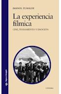 Papel EXPERIENCIA FILMICA CINE PENSAMIENTO Y EMOCION (SIGNO E IMAGEN 134)