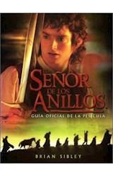 Papel SEÑOR DE LOS ANILLOS (GUIA OFICIAL DE LA PELICULA)