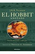 Papel HOBBIT ANOTADO (EDICION REVISADA Y AMPLIADA) (ANOTADO POR DOUGLAS A. ANDERSON) (CARTONE)