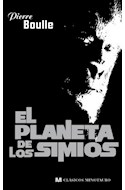 Papel PLANETA DE LOS SIMIOS (CLASICOS MINOTAURO) (CARTONE)