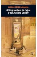 Papel HISTORIA ANTIGUA DE EGIPTO Y DEL PROXIMO ORIENTE