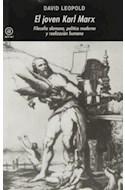 Papel JOVEN KARL MARX FILOSOFIA ALEMANA POLITICA MODERNA Y REALIZACION HUMANA (HISTORIA CONTEMPO