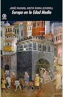 Papel EUROPA EN LA EDAD MEDIA (SERIE HISTORIA MEDIEVAL) (362) (RUSTICA)