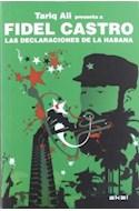 Papel DECLARACIONES DE LA HABANA
