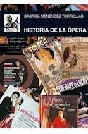 Papel HISTORIA DE LA OPERA (SERIE MUSICA 41) (CARTONE)